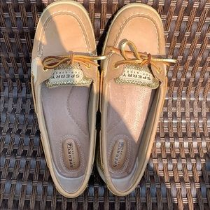 Sperry Top Sider W/Sequined side panels